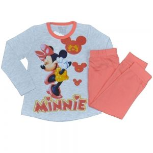 Памучна детска пижама Minnie Mouse